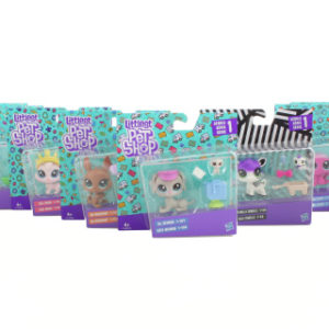 Littlest Pet Shop Maminka s miminkem a doplňky TV 1.3. - 30.6.