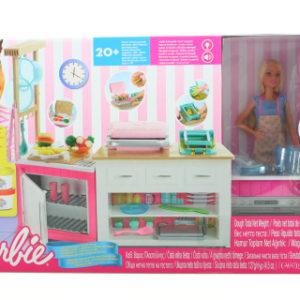 Barbie Kuchyně snů FRH73