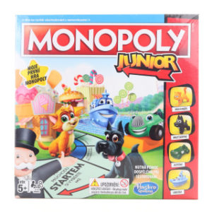 Monopoly Junior CZ TV 1.5. - 30.6.2018