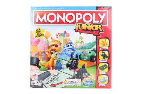 Monopoly Junior CZ TV 1.5. - 30.6.2018