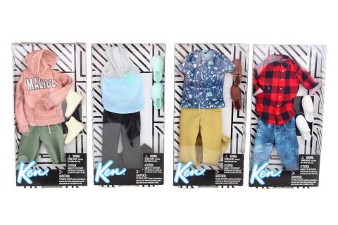 Barbie Kenovy oblečky FYW83
