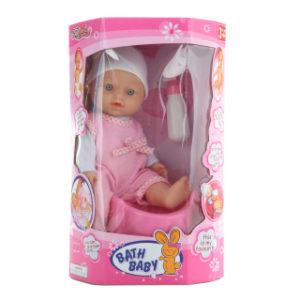 Panenka miminko čurací - růžová