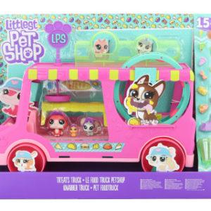 Little Pet Shop Set cukrářský vůz TV 1.9.- 31.12.2018