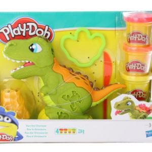 Play-Doh Dinosaurus Rex TV 1.8. - 30.9.2018