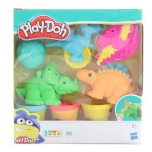 Play-Doh Vykrajovátka s dinosaury TV 1.8. - 30.9.2018