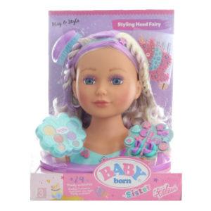 Starší sestřička BABY born® Pohádková česací hlava