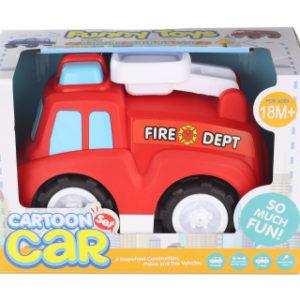 Baby auto hasiči