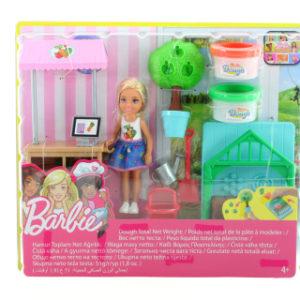 Barbie Chelsea zahradnice herní set FRH75