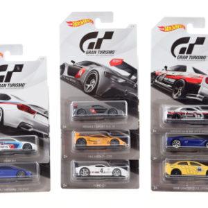 Hot Wheels Tématické auto - Grand Turismo FKF26