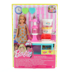 Barbie Stacie snídaňový set FRH74