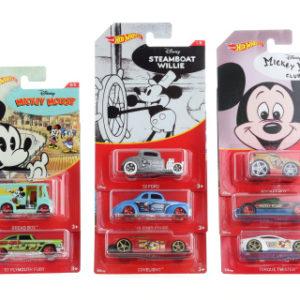 Hot Wheels Tématické auto - Disney FKD66