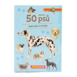 Expedice příroda: 50 plemen psů