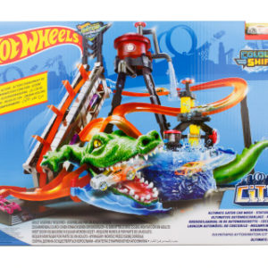 Hot Wheels City automyčka s aligátorem FTB67 TV 1.10. - 31.12.