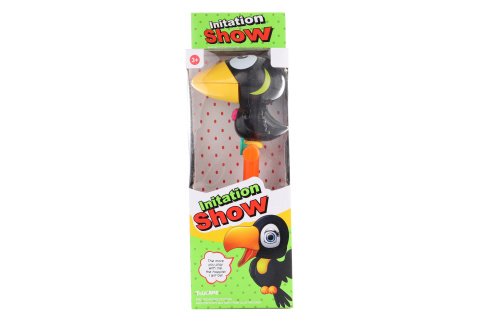 Pták na baterie opakující
