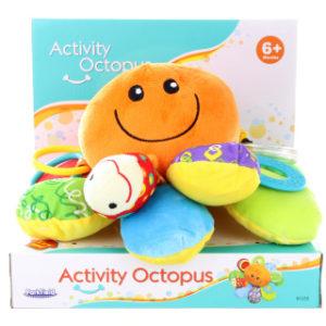 Chobotnice s aktivitami
