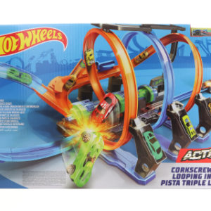 Hot Wheels Spirálová jízda FTB65 TV 1.10. - 31.12.2018