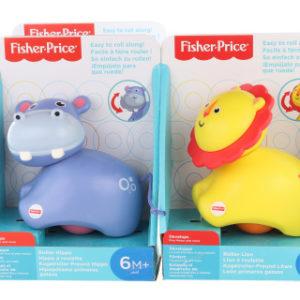 Fisher Price Pojízdná zvířátka FRR65