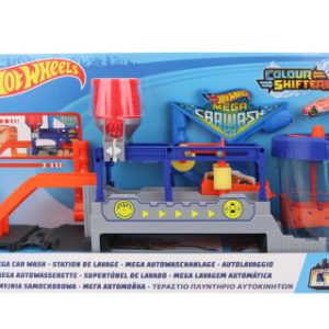 Hot Wheels City mega automyčka FTB66