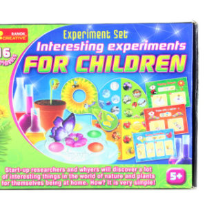 Zajímavé experimenty pro děti
