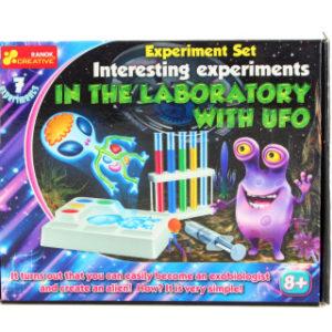 Zajímavé experimenty s UFO