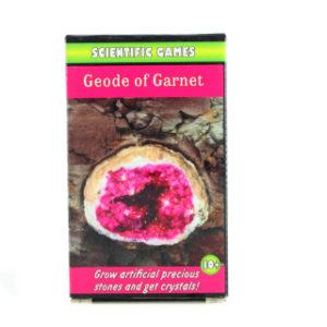 Vytvoř si geodu s granáty