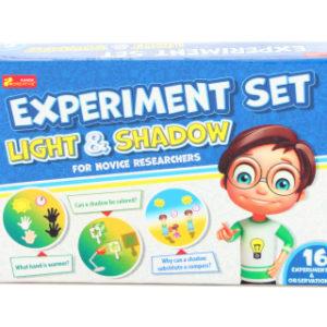 Experimenty se světlem a stínem