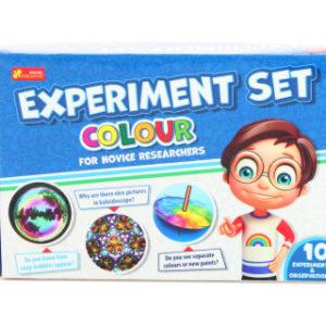 Experimenty s barvami