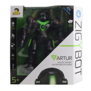 Robot Artur mluvící