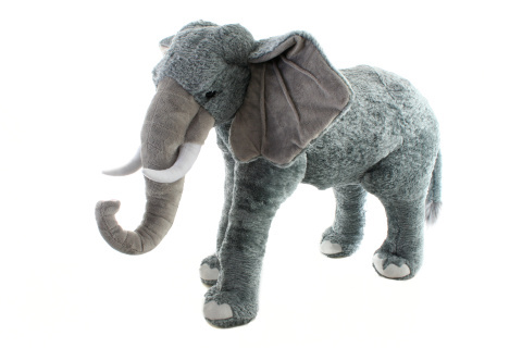 Plyš Slon