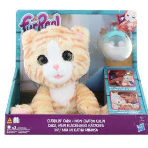 FurReal kočka Cara
