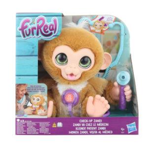 FurReal opička Zandi