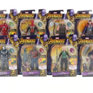 Avengers 15 cm figurka s doplňky