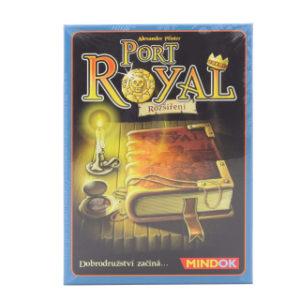 Port Royal: rozšíření Dobrodružství začíná