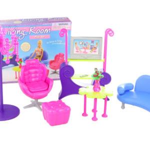 Glorie Obývací pokoj barevný