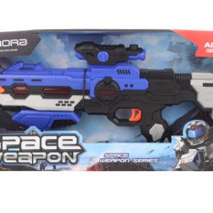 Vesmírná pistole se světlem s zvuky