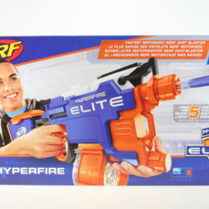 Nerf Elite Hyper-Fire TV 1.11.-31.12.2016